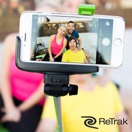 Perche télescopique Bluetooth pour Selfies