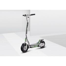 Scooter électrique 300W blanc