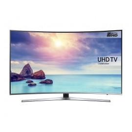 Samsung Curved Crystal Color UHD TV UE49KU6670