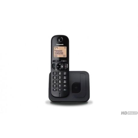KX-TGC210SLB, téléphone Panasonic