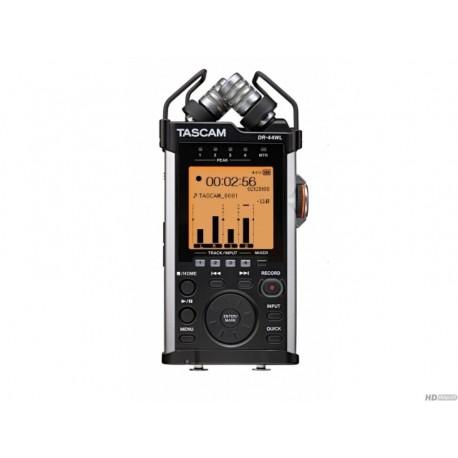 TASCAM DR-44WL, enregistreur 4 pistes portable, XLR, WiFi