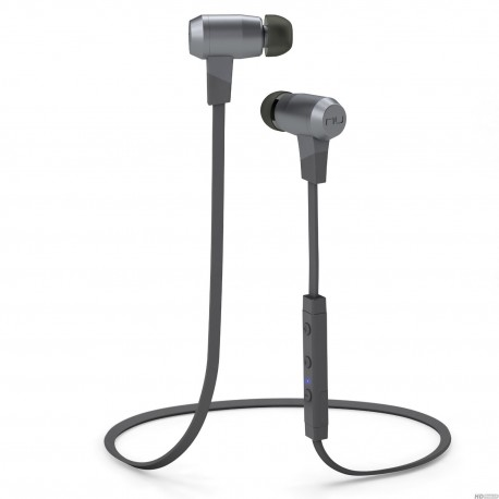 Optoma NuForce BE6i gris, Ecouteurs intra-auriculaires Bluetooth