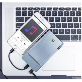 FiiO Q5 Titanium, Amplificateur casque et DAC avec Bluetooth