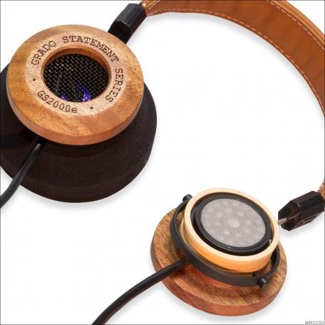 Grado GS-2000e, casque audiophile