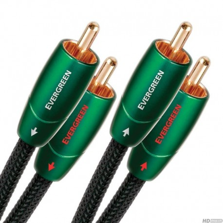 Câble AudioQuest RCA Evergreen
