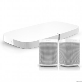 Sonos Bundle, playbase + 2x play1