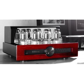 Synthesis Roma 510AC, Integrated tube amplifier