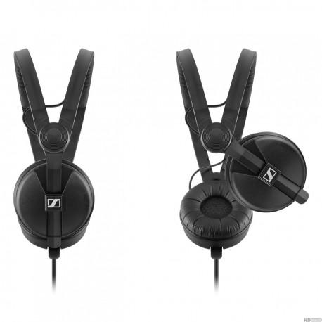 HD 25-1 II Basic Edition, casque DJ Sennheiser