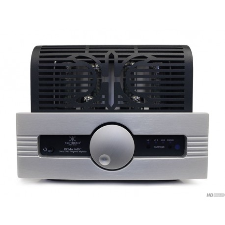 Synthesis Roma 96DC 25W Pure A Class Integrated Stereo Amplifier