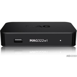 Infomir MAG 322 W1, wifi intégré