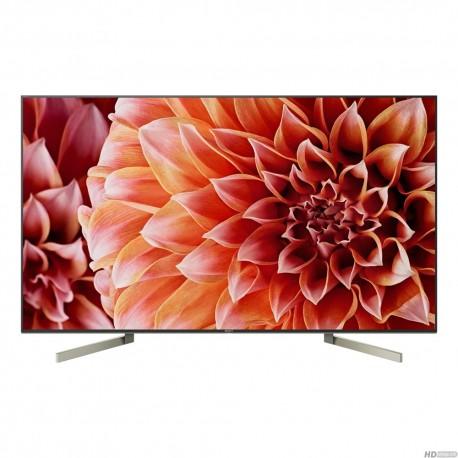 Téléviseur Sony KD-49XF9005, 4k, HDR, Processor X1, Triluminos