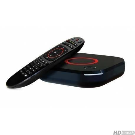 Infomir MAG 324 IPTV SET TOP BOX Multimedia player Internet TV IP Konsole, (31685)