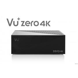 VU+ Zero 4K, 1x DVB-C/T2 Tuner, Schwarz (13122)