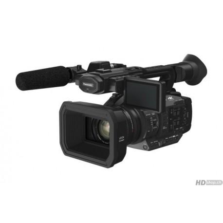 Panasonic HC-X1E - 4K Ultra HD Professional Camcorder