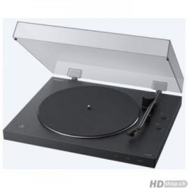 Sony - PS-LX310XB12B, tourne disque avec Bluetooth (PSLX310XB12B.EU)