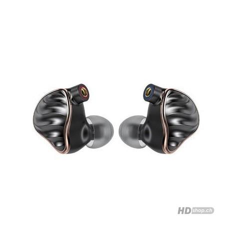 FiiO FH7 noir Écouteurs intra-auriculaires