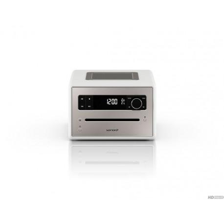 Sonoro Qubo - CD-Player design, DAB+ & Bluetooth