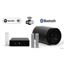 Azimut2L14 - Système de Sonorisation Pro ultra-compact