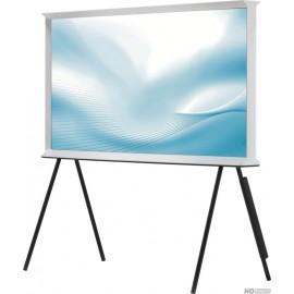 Samsung TV SERIF QE55LS01RAU, blanc