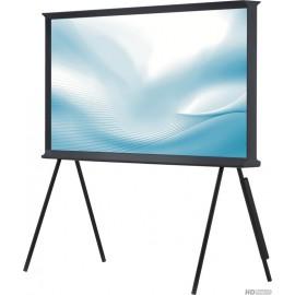 Samsung TV SERIF QE43LS01RBU, bleu foncé