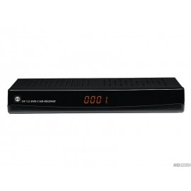 Set Top Box WISI OR152F , DVB-C, USB-Recording