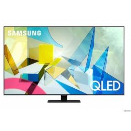 "SAMSUNG QE75Q80T Smart TV (75"", QLED, Ultra HD - 4K) EN CADEAUX une barre de son HW-MS650/EN"