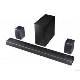 Samsung Soundbar HW-Q90R (Soundbar avec Subwoofer, 512W, WLAN, Black) (HW-Q90R/EN)