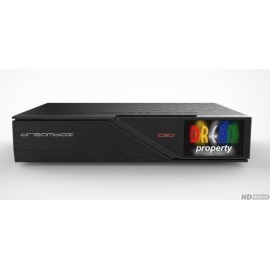 DREAMBOX DM 900 UHD 4K 1X DVB-C / T2 DUAL TUNER