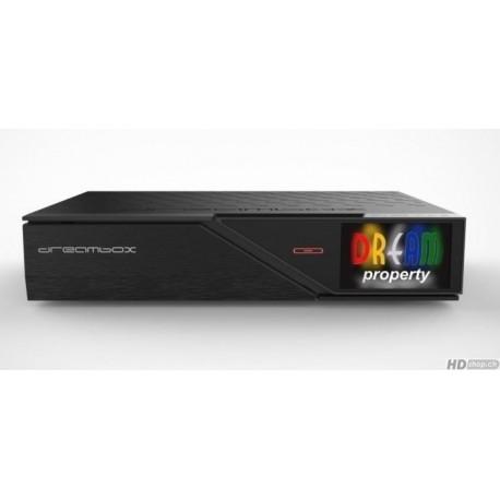 DREAMBOX DM 900 UHD 4K 1X DVB-C / T2 DUAL TUNER