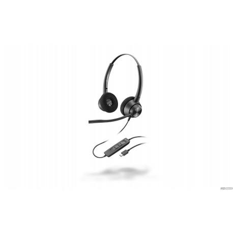 Poly Écouteurs EncorePro 320 Duo USB-C