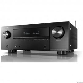 Denon AV-Receiver AVR-X2700H DAB (7.2 Kanal), noir