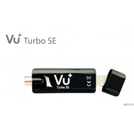VU+ Turbo SE Combo DVB-C/T2 Hybrid, USB Tuner