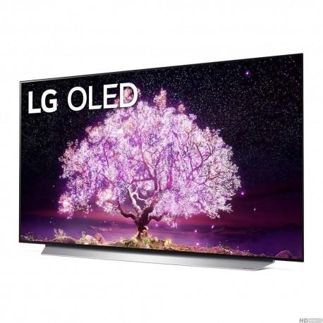 """LG TV OLED55C19LA, 55"""", 5 ans de garantie compris dans le prix"""