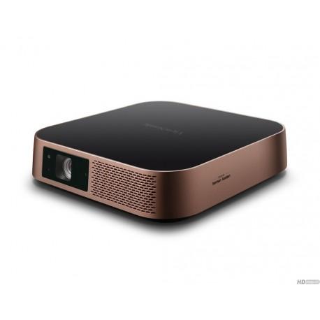 ViewSonic M2 LED Beamer, Full HD, 1200 LED Lumen (90700308)