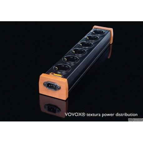 VOVOX textura power distribution, fiches SchuKo