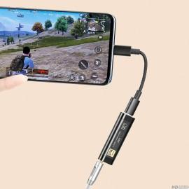 Shanling UA2 noir Câble DAC/Amplificateur