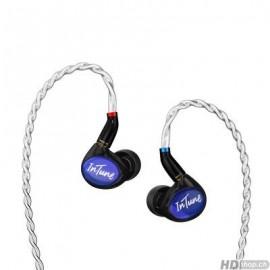 iBasso IT01X noir Écouteurs intra-auriculaires