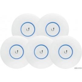 Ubiquiti Access Point UniFi AP-AC-PRO-5, blanc, pack de 5
