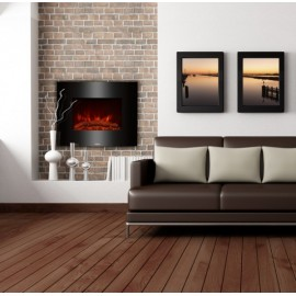 Radiateur soufflant - U724CH1 Fireplace