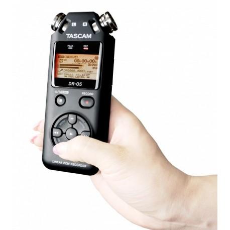 Enregistreur audio Tascam
