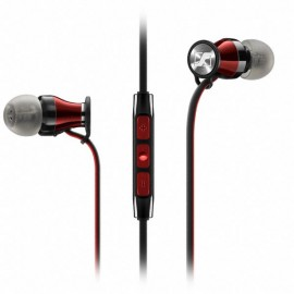 MOMENTUM In-Ear M2 Red Black
