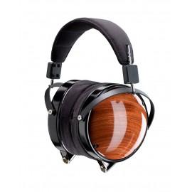 Audeze LCD-XC bois de Bubinga sans cuir, Écouteurs fermés de haut de gamme