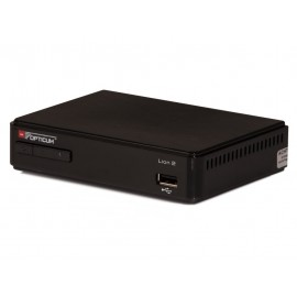 OPTICUM Lion 2 Digitaler DVB-T/T2 Receiver