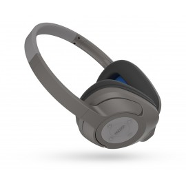 KOSS BT539i gris Écouteurs Bluetooth, support AAC