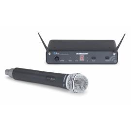 SAMSON - SWC88HCL6, microphone à main pour professionnel, chanteurs, salle de conférence