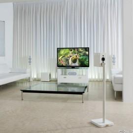 Radius stands, pied pour haut-parleurs monitor audio