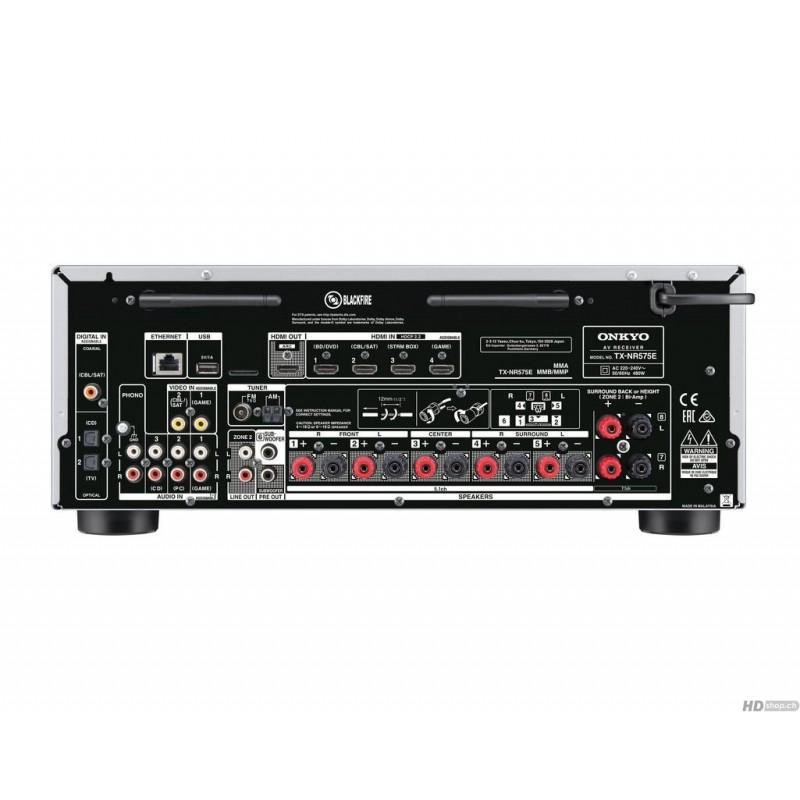 Onkyo txnr575 for Onkyo or yamaha receiver
