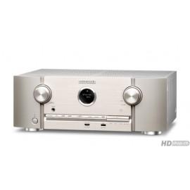 Marantz modèle SR5012, Amplificateur AV, 7.2 CANAUX 4K AVEC SYSTÈME HEOS INTÉGRÉ