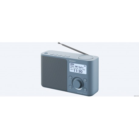 Sony XDRS61, radio portable DAB/DAB+