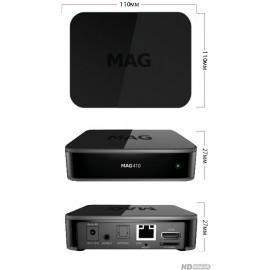 Infomir Mag 410, set-top Box UHD